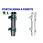 Portacanna A Parete in Materiale Plastico