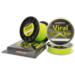 Viral Braided Line 1000 mt Tubertini