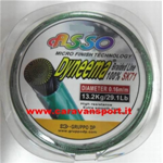 Dyneema PE Micro Finish Technology SK71 300 mt  Asso