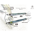 Metal Adict Jig Type 03 30 gr Little Jack