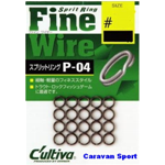 Split Ring Fine Wire P-04 Cultiva