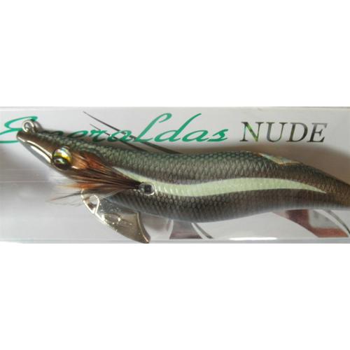 Squid Jig Egi Emeraldas Nude 2.5 Daiwa (Ganmeta Side Glow