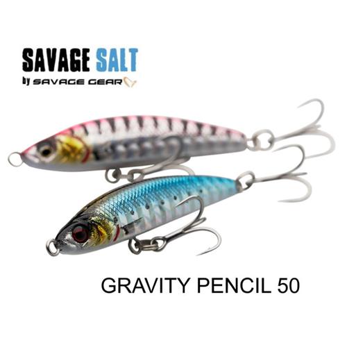 Künstlich Spinning Savage Gear Sandaal Jerk Minnow 175 S Locken Fischen Köder