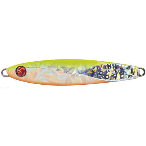ARTIFICIALE SEASPIN LEPPA33 85mm 33g COLORE GBA JIG TOP WATER