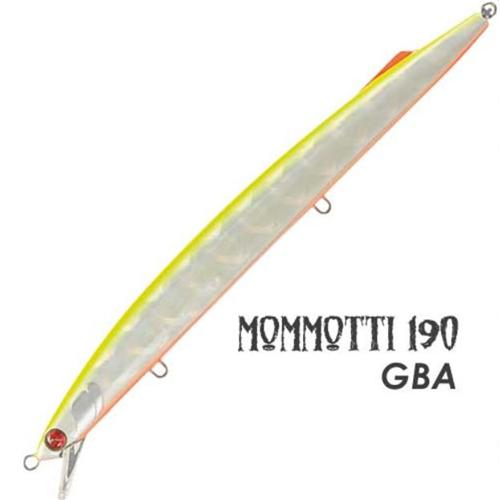 Artificial seaspin Mommotti 190 34gr Color MR-Ayu
